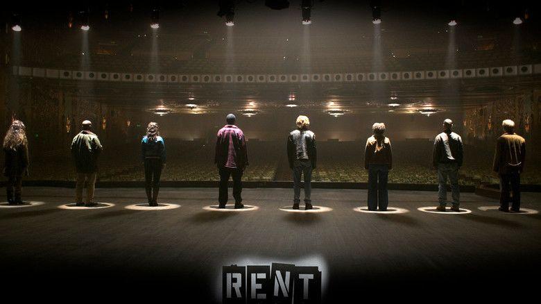 Rent (film) movie scenes