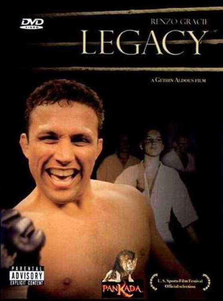 Renzo Gracie: Legacy movie poster