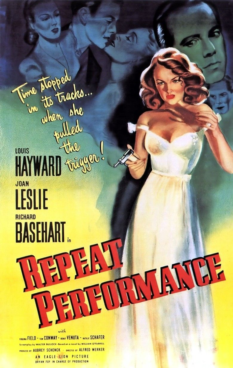 Repeat Performance movie poster