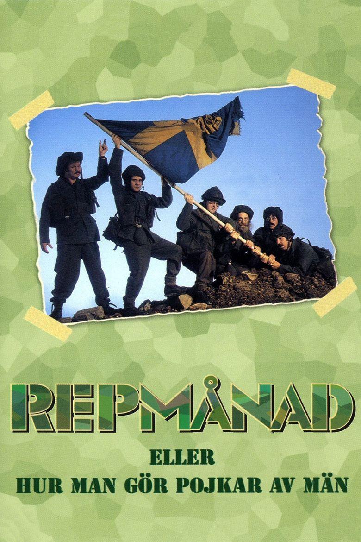 Repmanad movie poster
