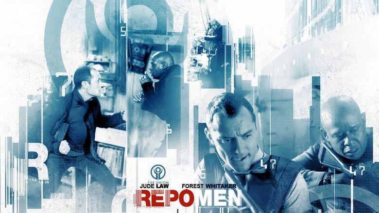 Repo Men movie scenes