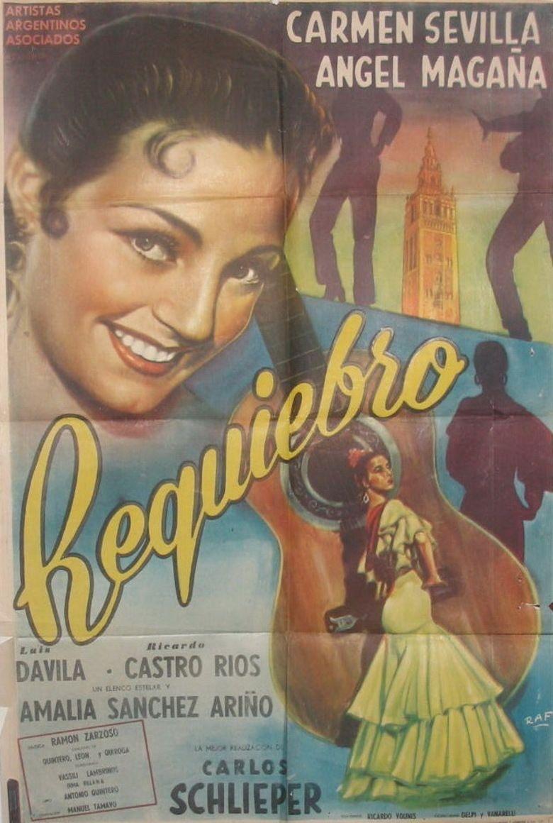 Requiebro movie poster