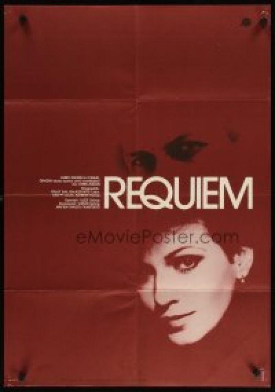 Requiem (1982 film) movie poster