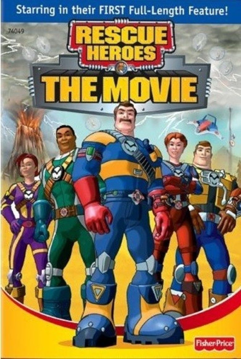 Rescue Heroes: The Movie movie poster