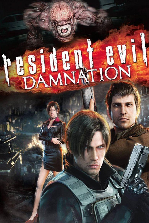 Resident Evil Damnation Alchetron The Free Social Encyclopedia
