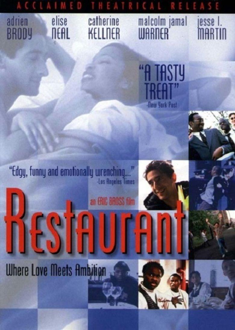 Restaurant (1998 film) movie poster