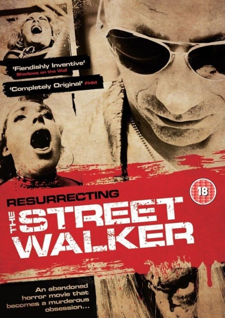 Resurrecting: The Street Walker movie poster
