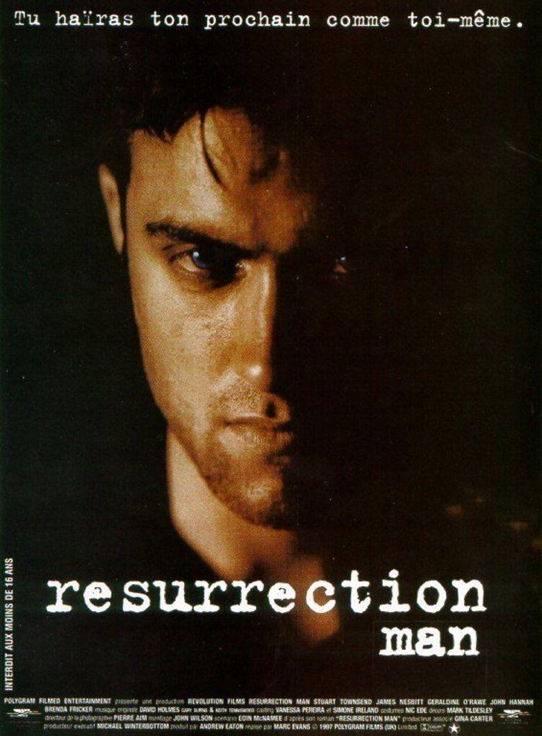Resurrection Man (film) movie poster