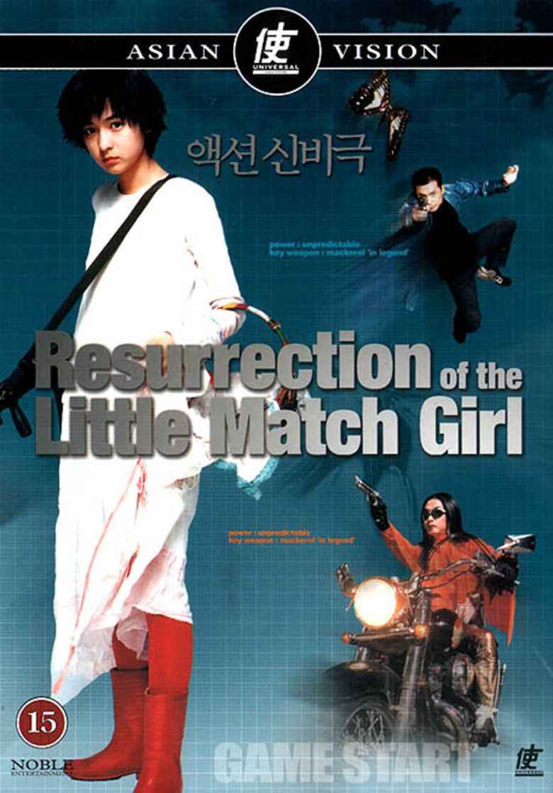 Resurrection of the Little Match Girl movie poster