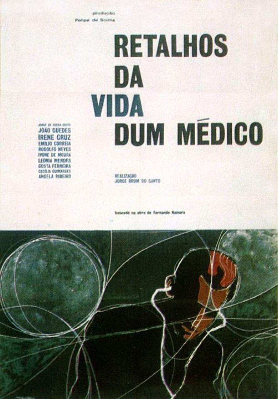 Retalhos da Vida de Um Medico movie poster