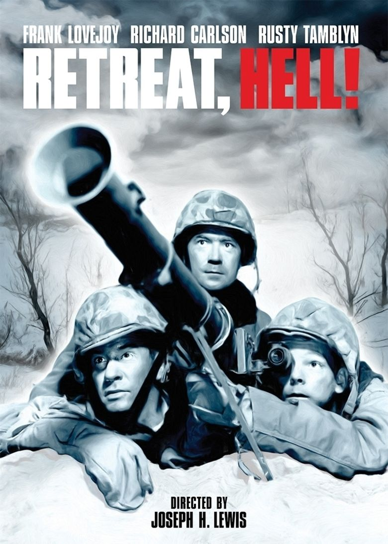 Retreat, Hell! movie poster