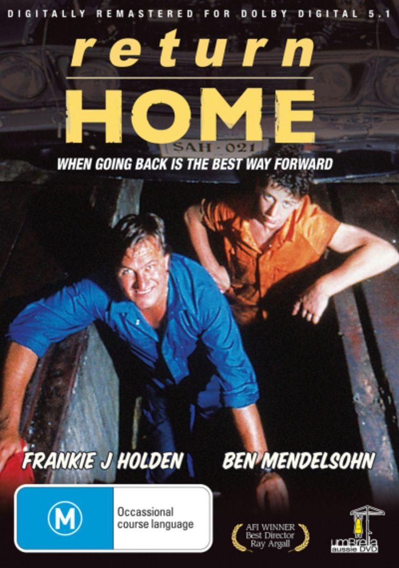 Return Home movie poster