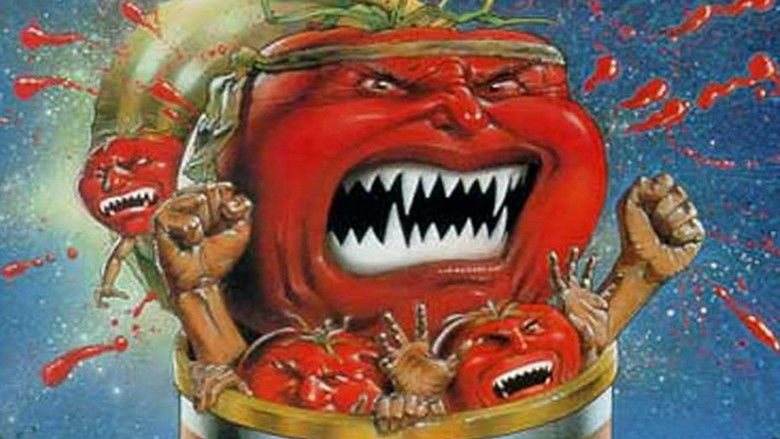 Return of the Killer Tomatoes movie scenes