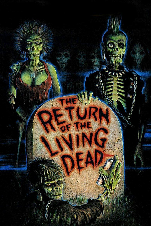 Return of the Living Dead (film series) movie poster