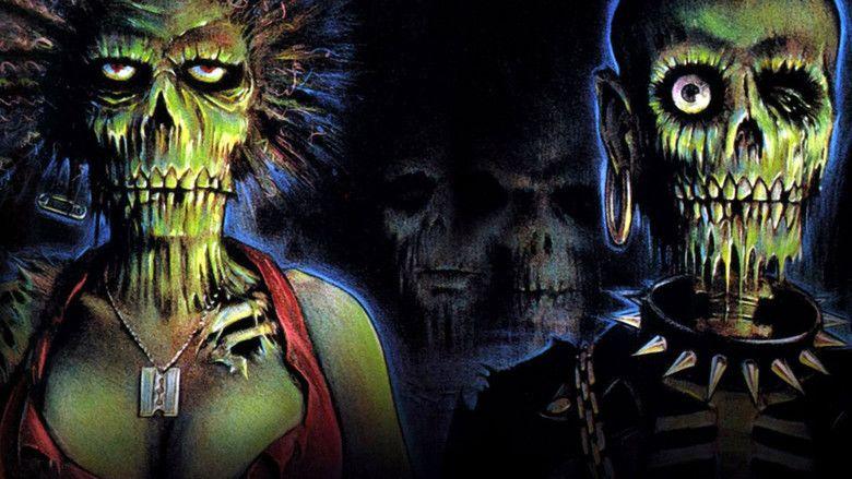 Return of the Living Dead (film series) movie scenes