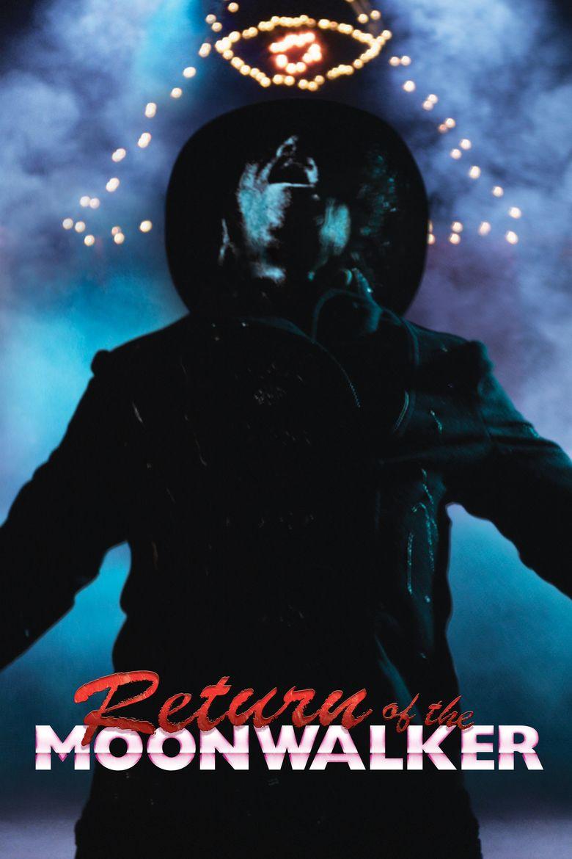 Return of the Moonwalker movie poster