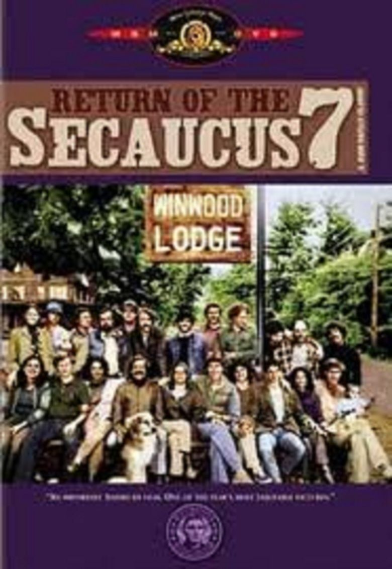 Return of the Secaucus 7 movie poster