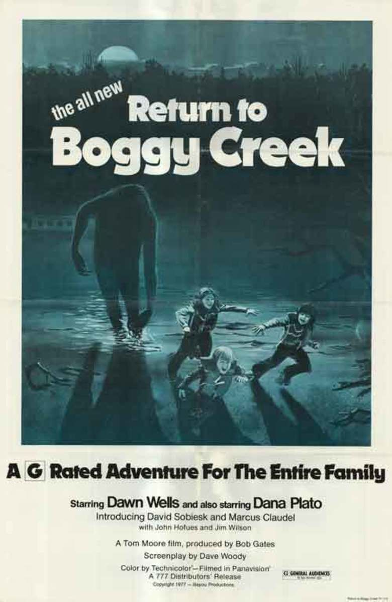 Return to Boggy Creek movie poster