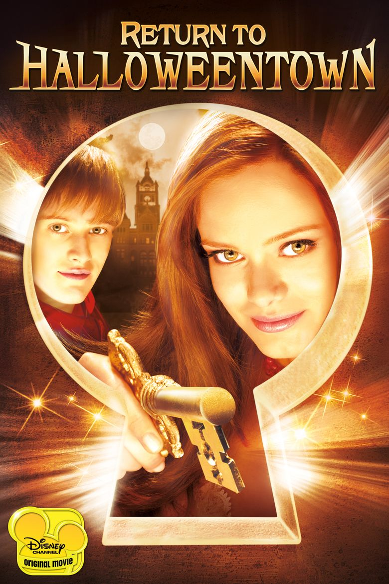 Return to Halloweentown movie poster