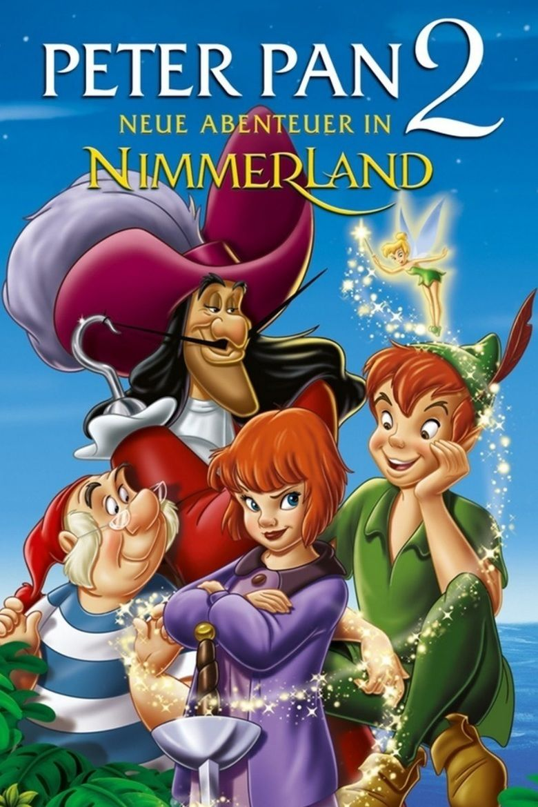 Return to Never Land movie poster
