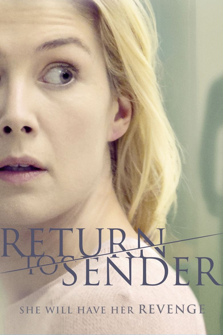 Return to Sender (2015 film) movie poster