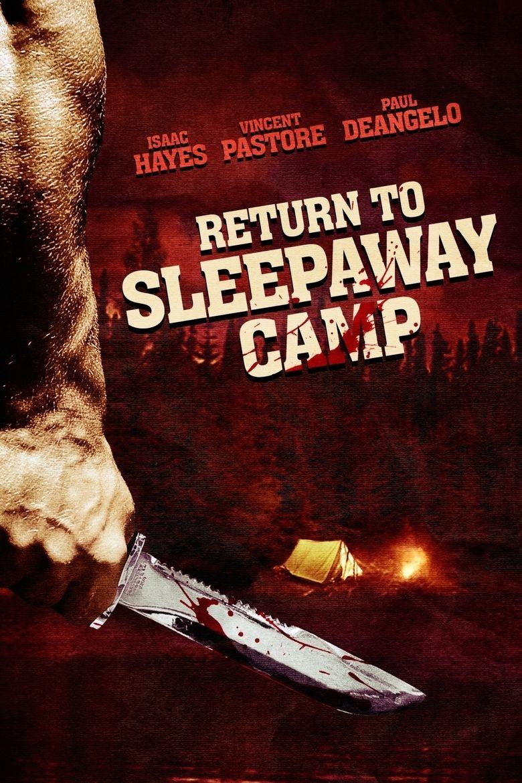 Return to Sleepaway Camp movie poster