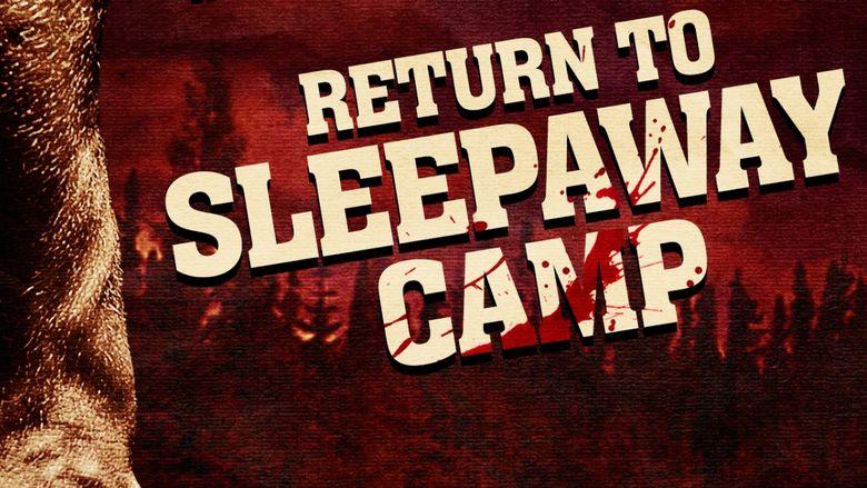 Return to Sleepaway Camp movie scenes