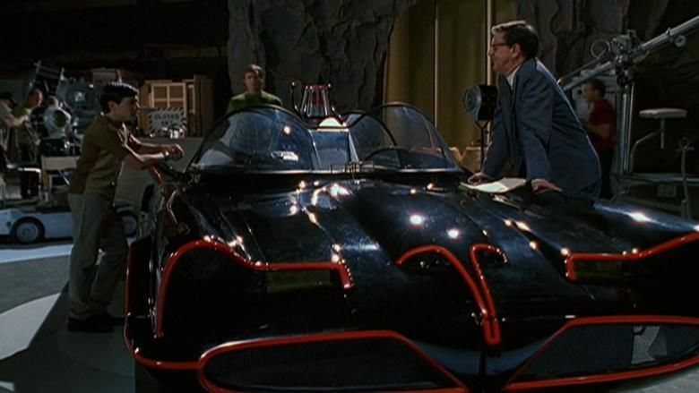 Return to the Batcave: The Misadventures of Adam and Burt movie scenes