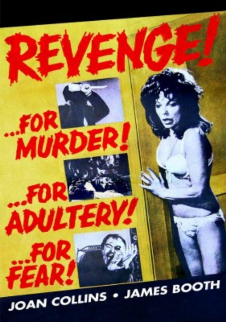 Revenge (1971 film) movie poster