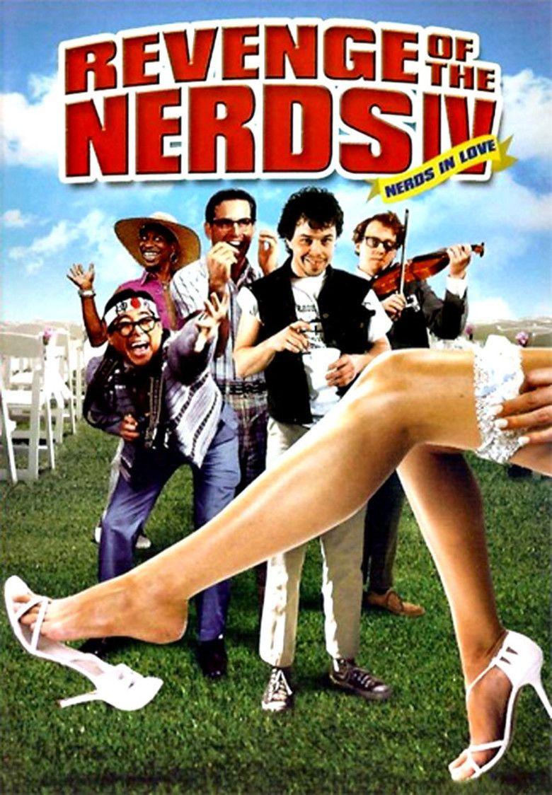 Revenge of the Nerds IV: Nerds in Love movie poster