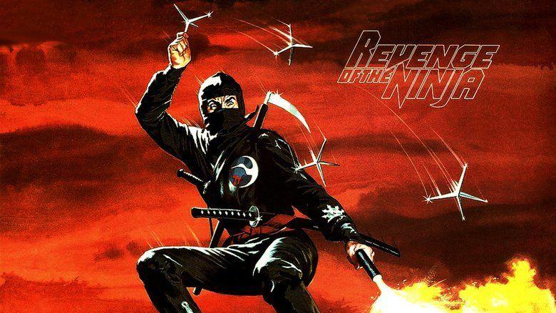Revenge of the Ninja movie scenes
