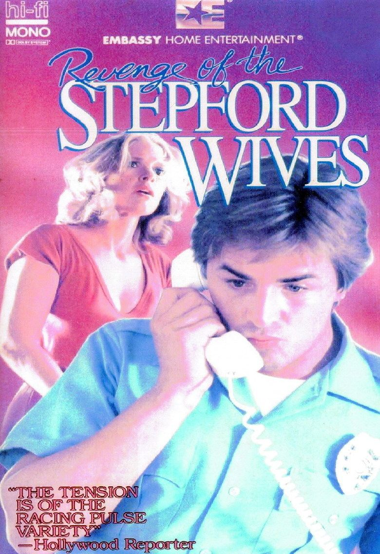 Revenge of the Stepford Wives movie poster