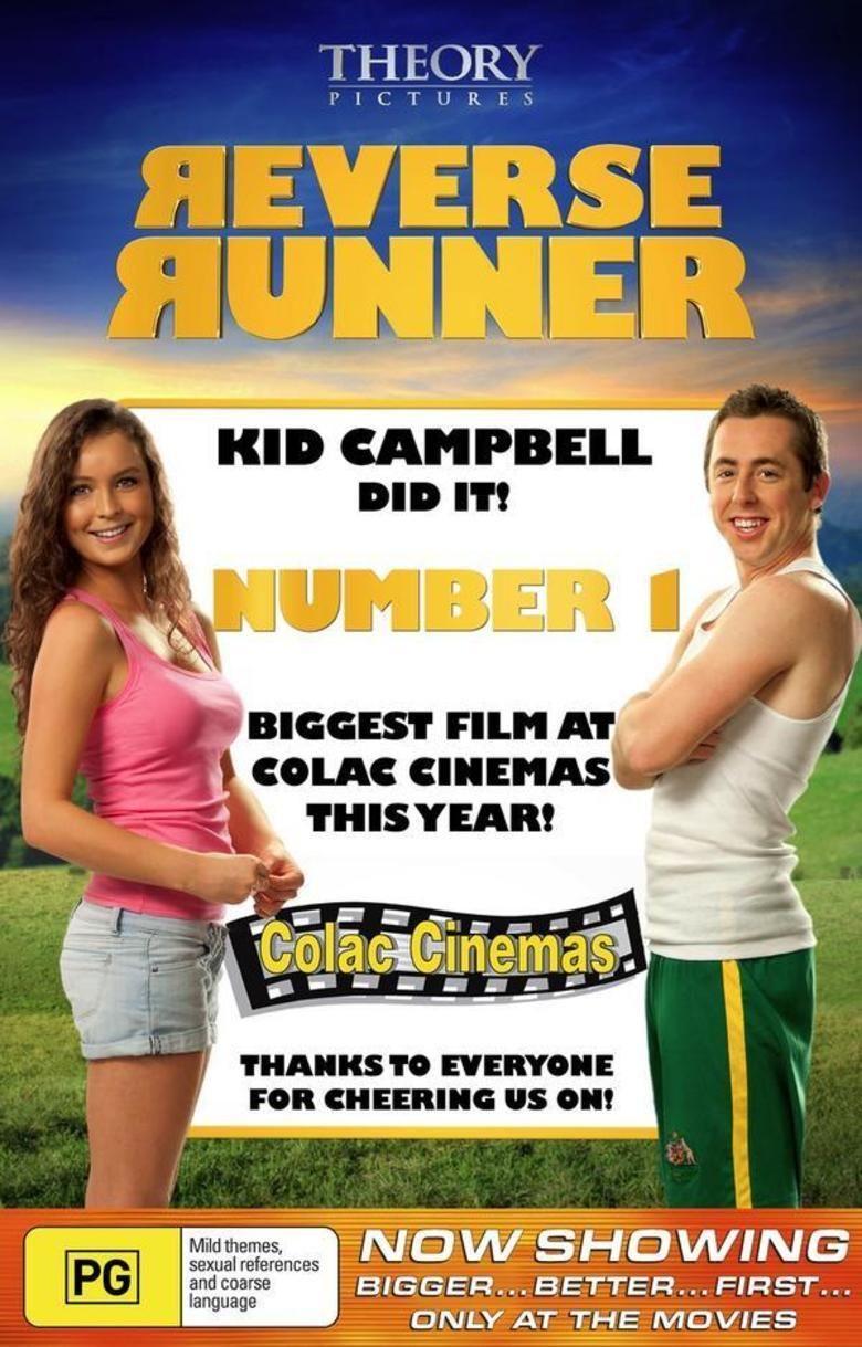 Reverse Runner movie poster