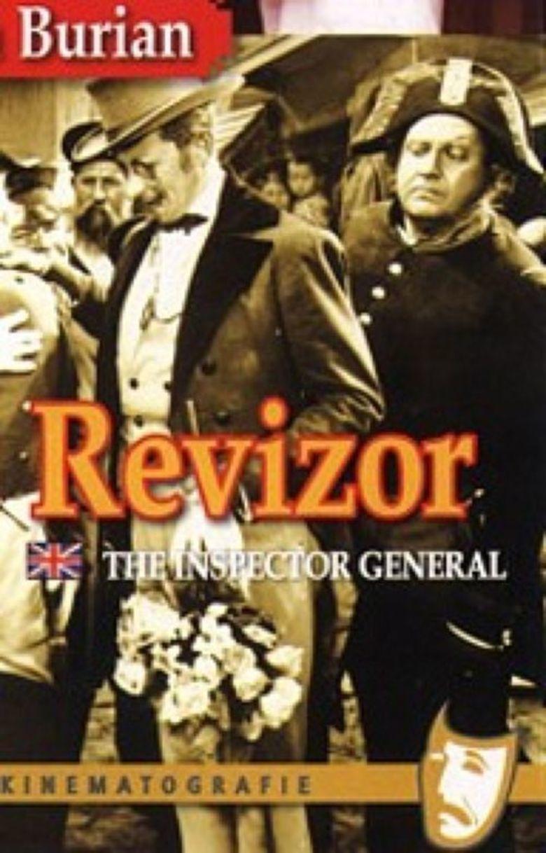 Revizor (film) movie poster
