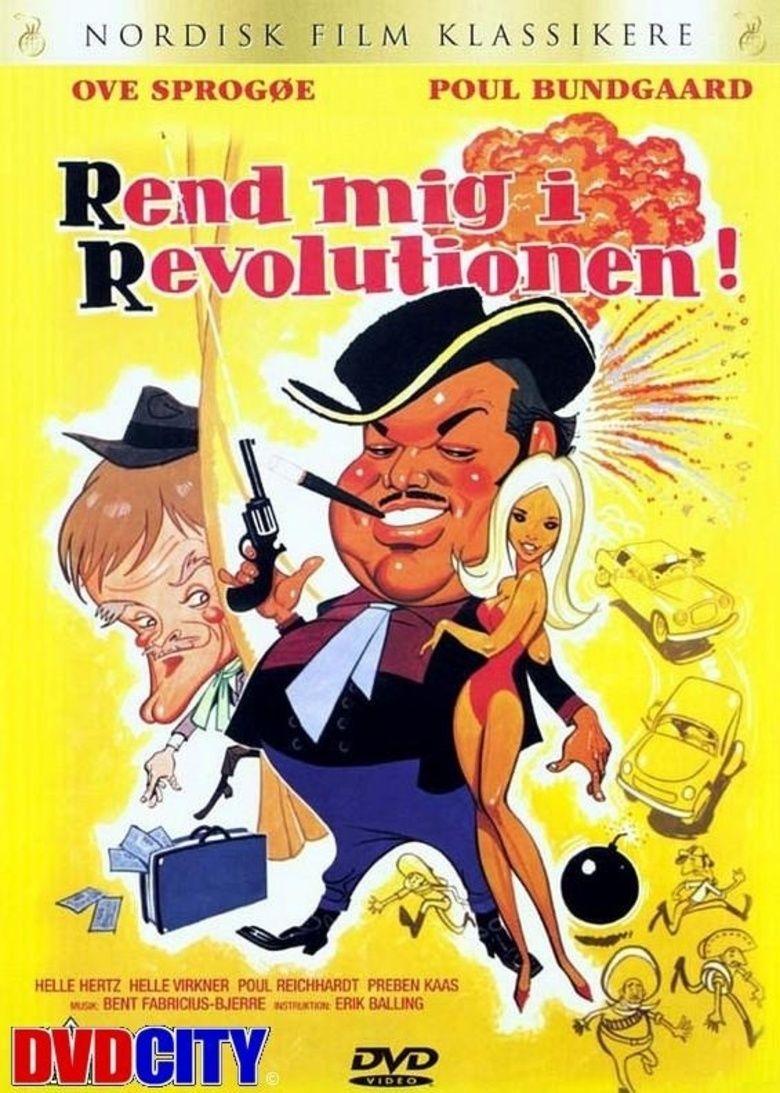 Revolution My A movie poster