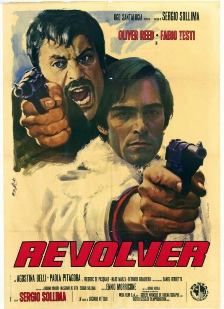 Revolver 1973 Film Alchetron The Free Social Encyclopedia
