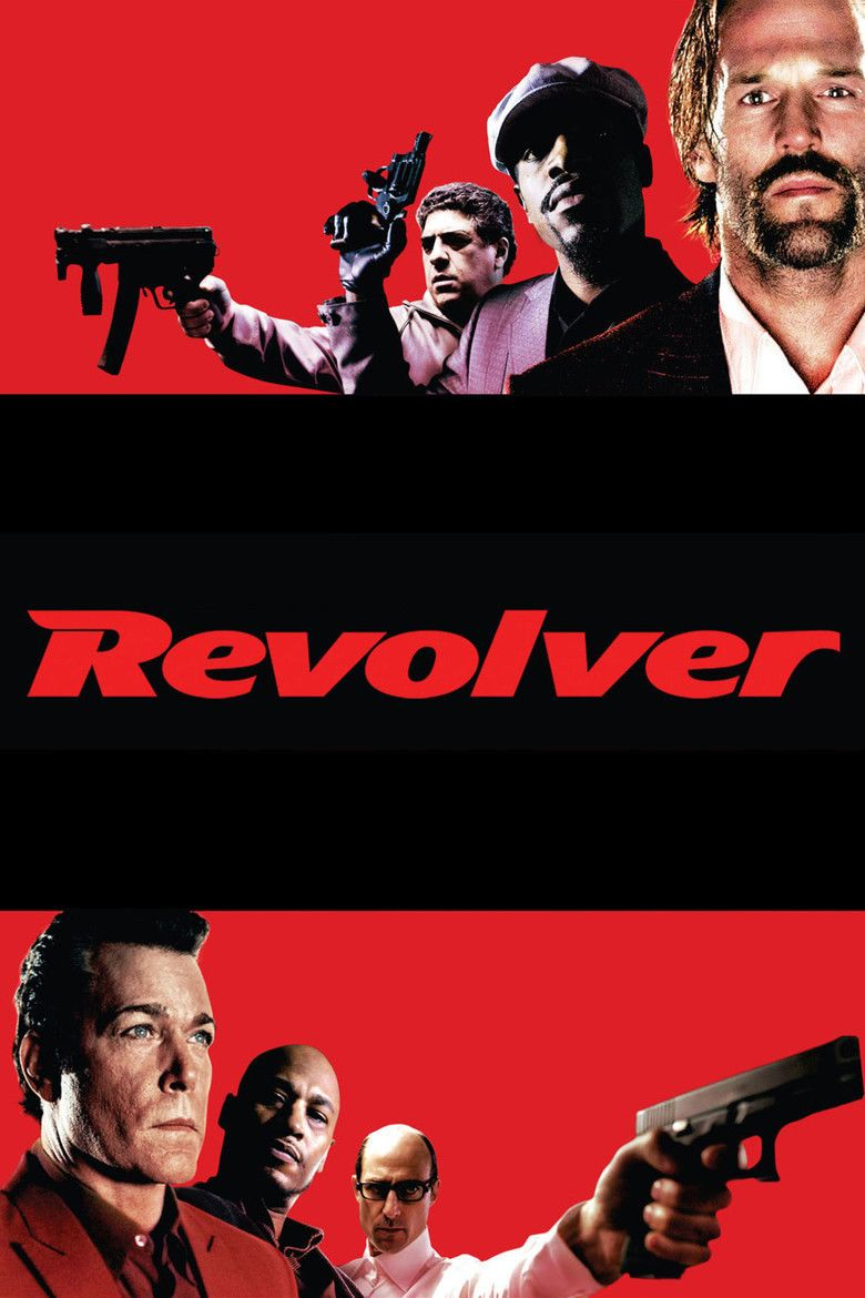 Revolver (2005 film) movie poster