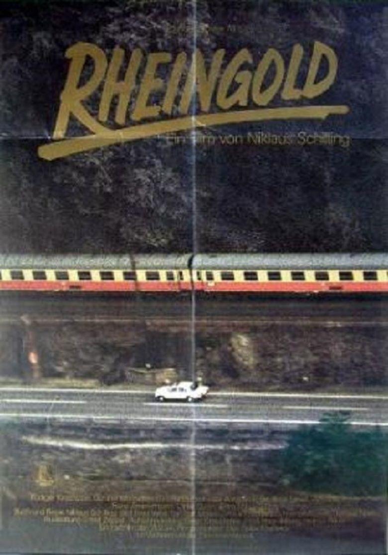 Rhinegold (film) movie poster