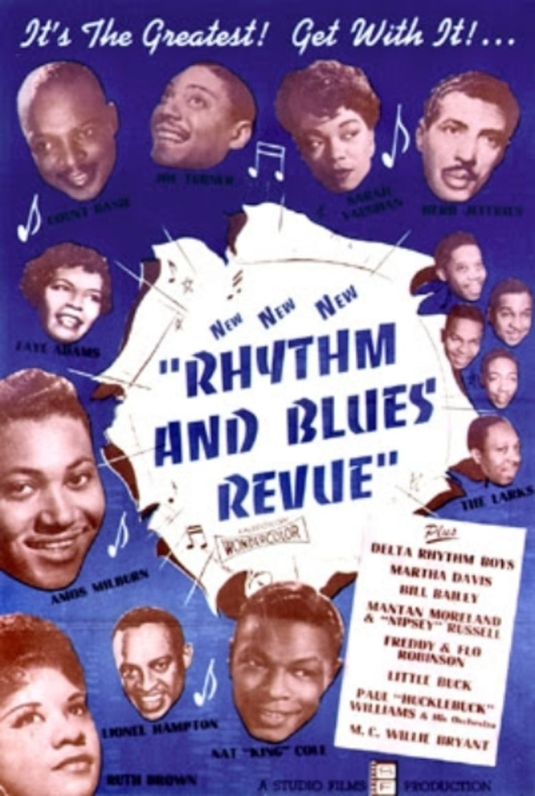Rhythm and Blues Revue movie poster