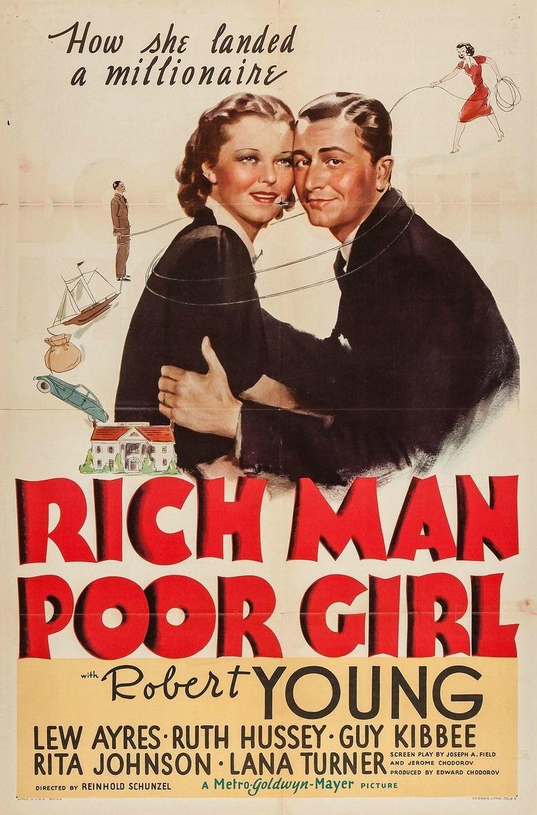 Rich Man, Poor Girl movie poster