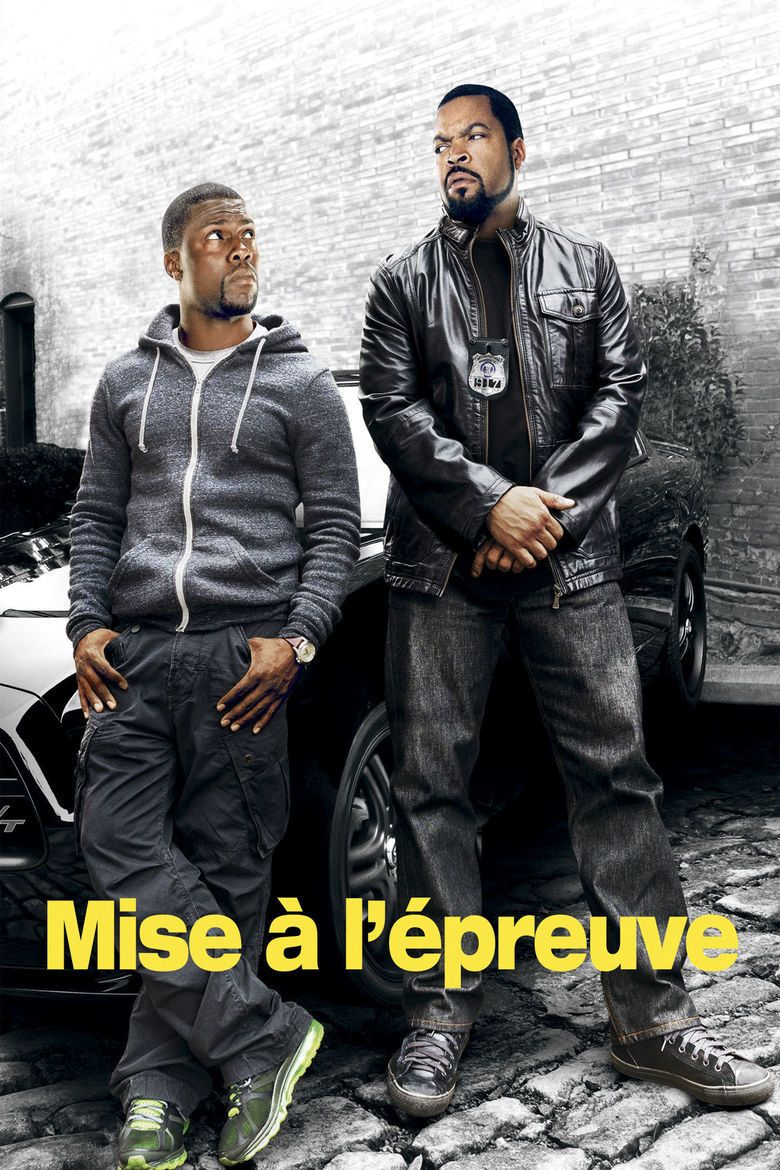 Ride Along (film) movie poster