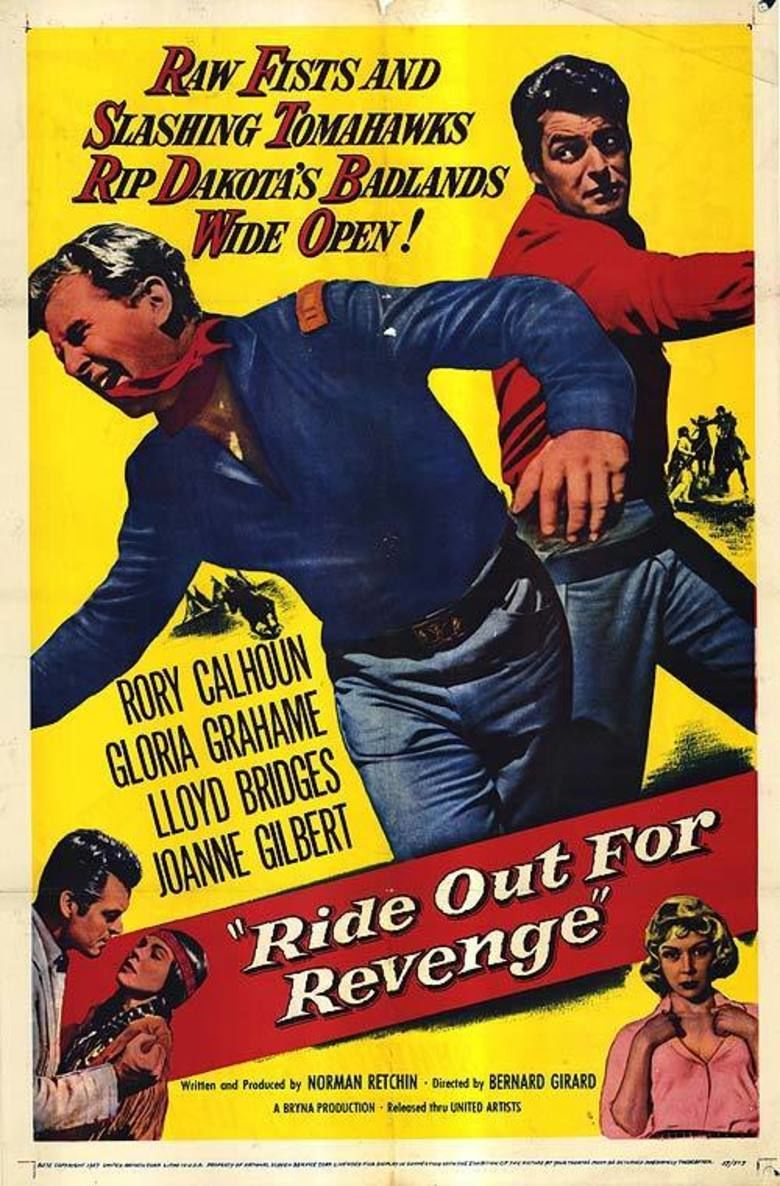 Ride Out for Revenge movie poster