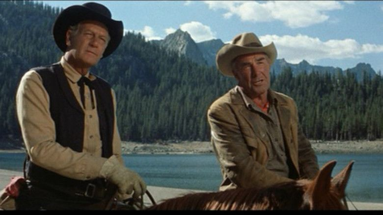 Ride the High Country movie scenes