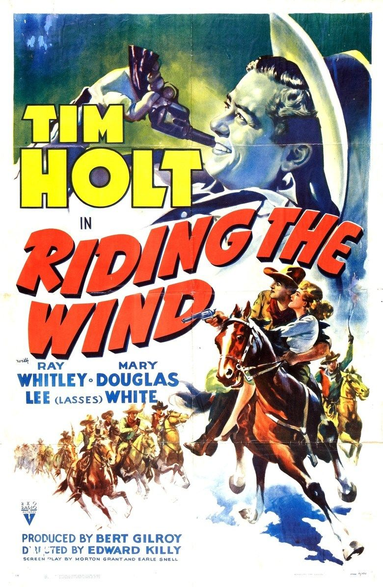 Riding the Wind movie poster