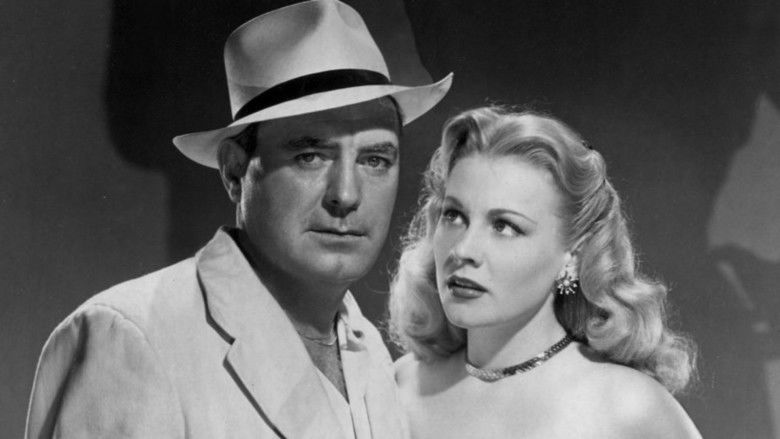 Riffraff (1947 film) movie scenes