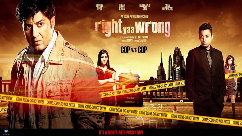 Right Yaaa Wrong movie scenes