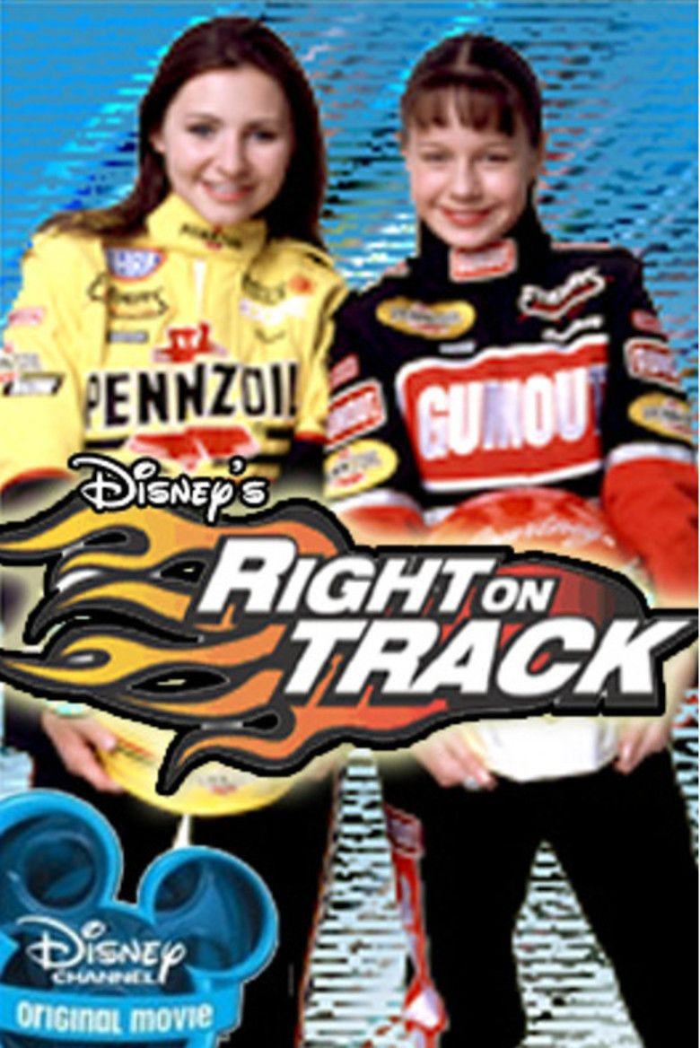Right on Track movie poster