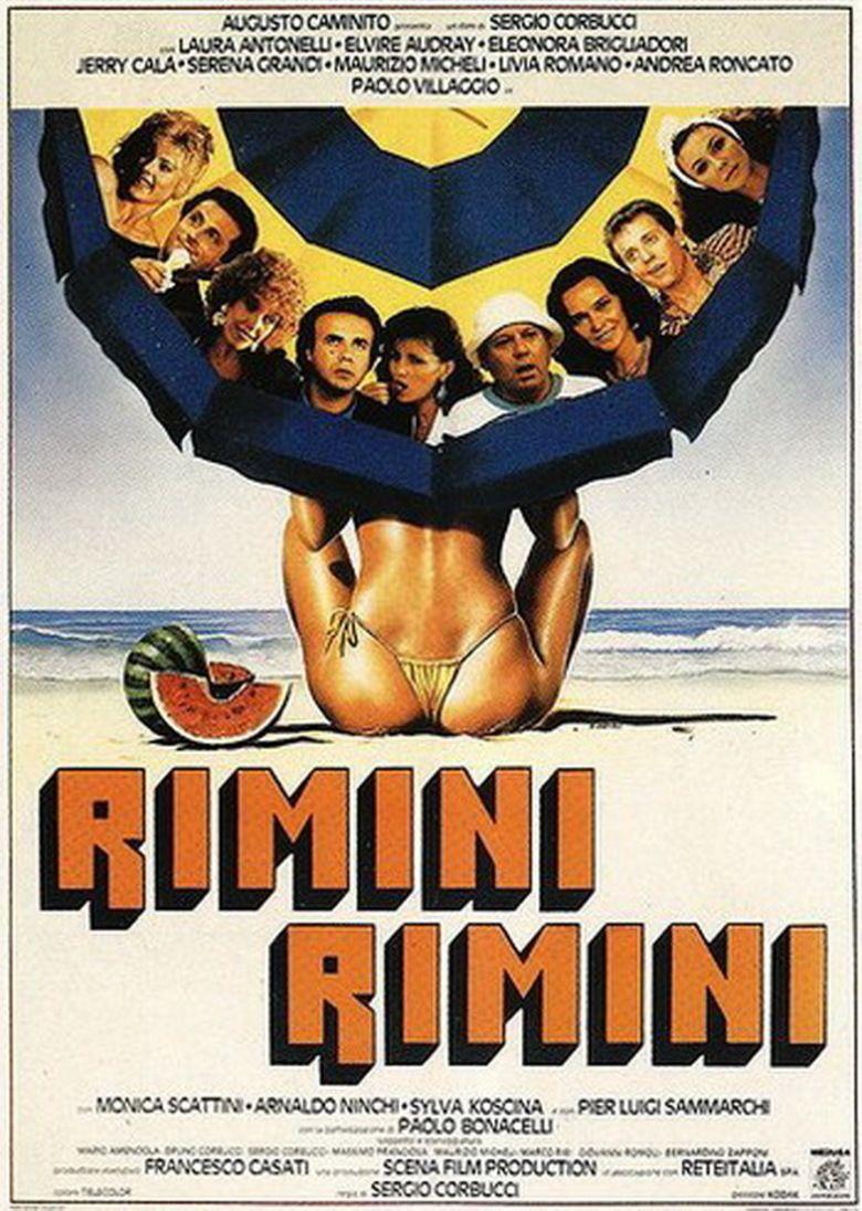 Rimini Rimini movie poster