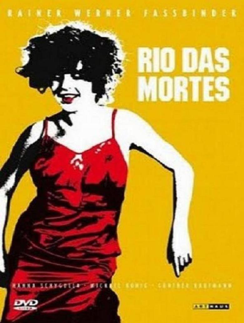Rio das Mortes (film) movie poster