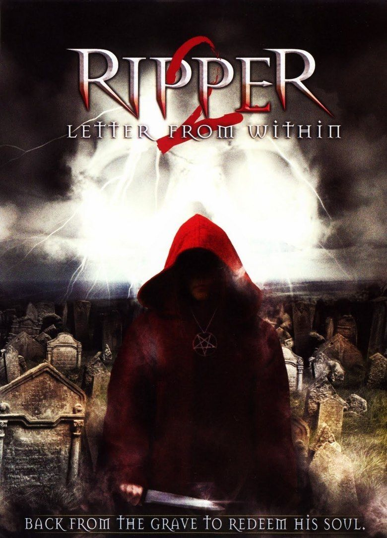 Ripper 2: Letter from Within movie poster